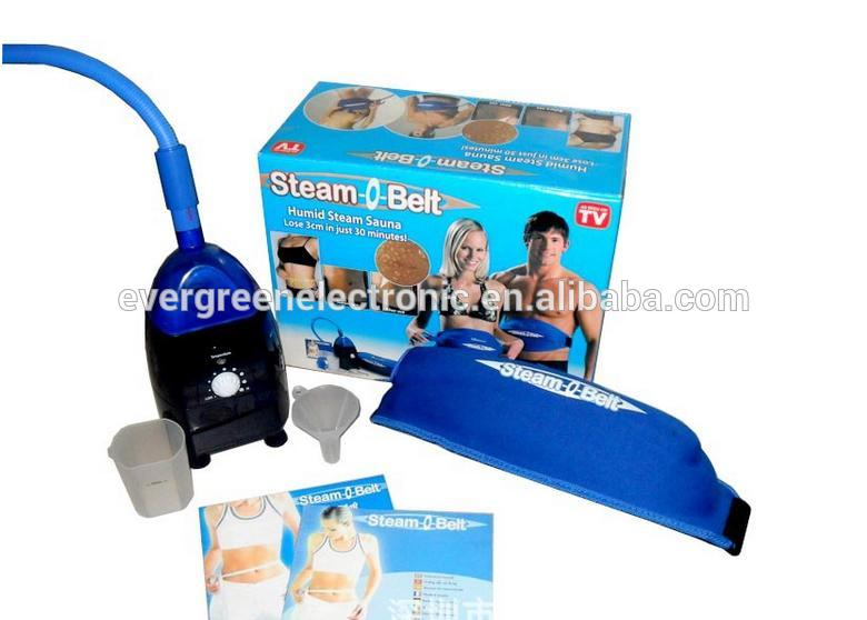 Velform Steam-O-Belt Slimming Weight Loss Suana Steam Belt 3cm FAT gone in 30min