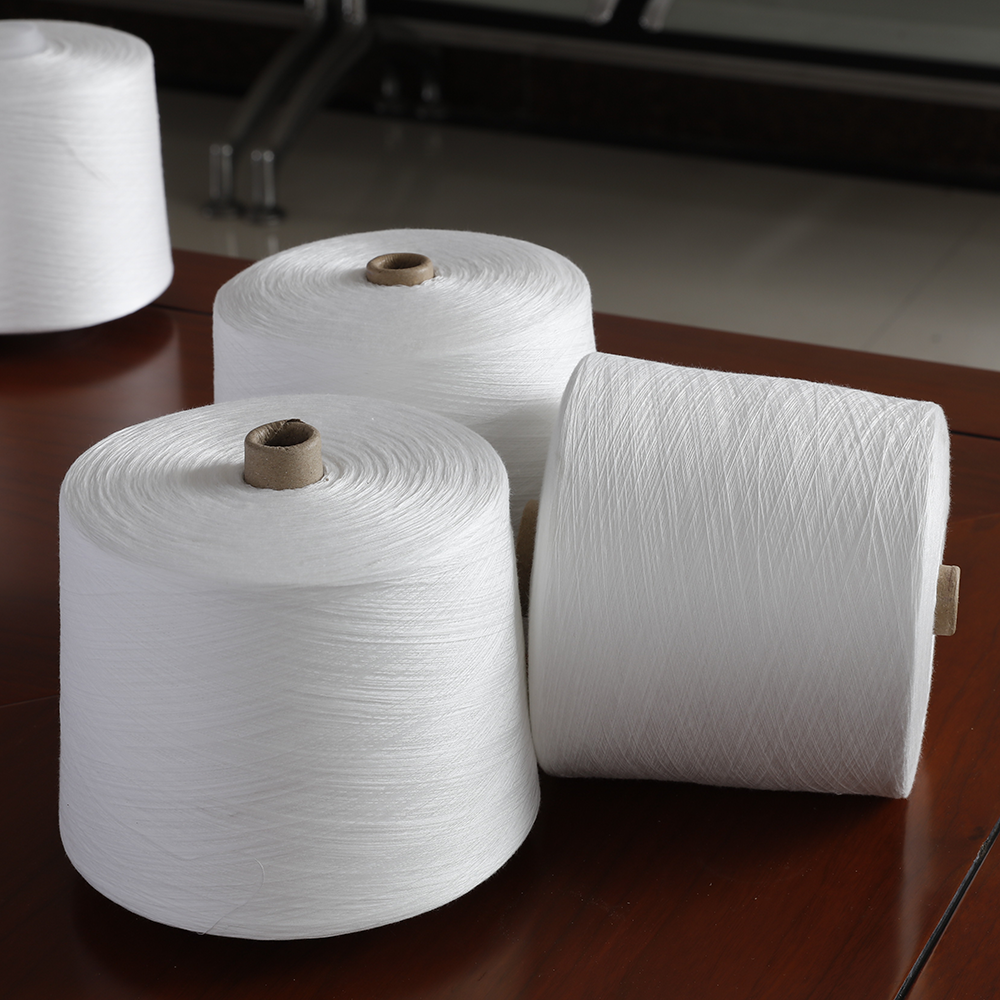 100% polyester yarn 40/2 paper cone for sewing thread