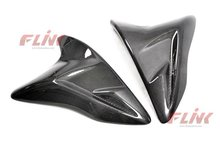 Carbon Fiber motorcycle part Tank Logo Cover for suzuki GSXR600/750 2012