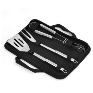 High grade roast BBQ combination tool for aluminum box