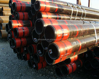 API 5L GRB q195/q235 carbon steel seamless used oil field/well gas casing pipe