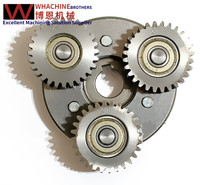 Professional Customized planetary gear set made by whachinebrothers ltd.