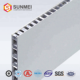 Alucobond aluminum perforated wall cladding panel With IMO certificate