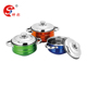 6 pcs wholesale cookware cookware sets kitchen kinox cookware