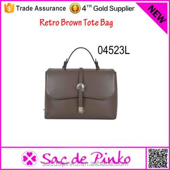 Online 2016 Women Shopping And Amazon Kong Brown Handbag Hong Bag TwxaUp5wq