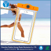 High Quality PVC Universal Waterproof Clear Cell Phone Armband