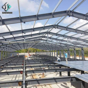 steel structure Chicken Shed Poultry Farm Construction Design