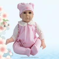 organic baby toys/silicone reborn baby dolls/vinyl baby dolls