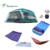 Outdoor 5 To 10 Person Two Bedrooms And One Bedroom Waterproof Camping Tents