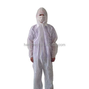 PP Protective Disposable non woven coverall/clothing