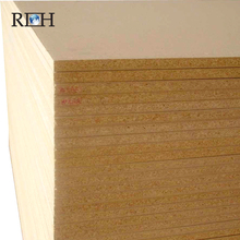 Pre-Laminated High-density Plain Particle Board