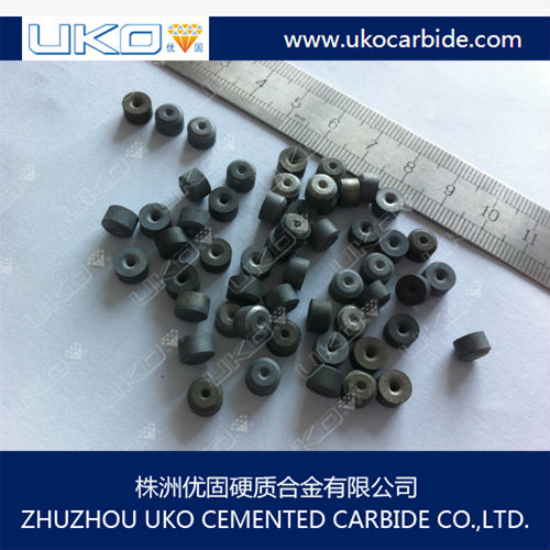 Cemented tungsten carbide wire drawing dies LV drawing pellet