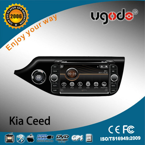 2013-2014 new Kia Ceed car DVD GPS