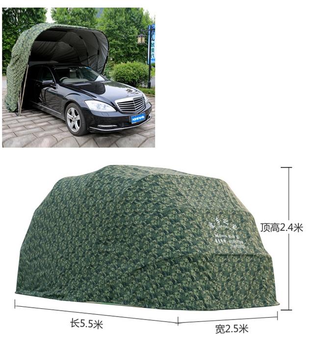 New Style Simple Design Folding Car Garden Car Garage ...