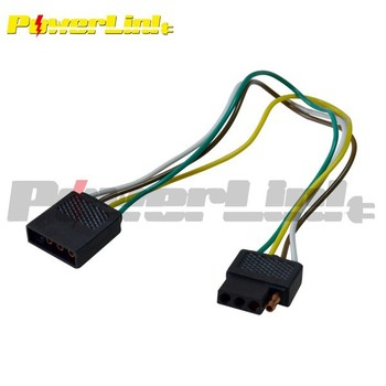 H70098 4 Pole Trailer Wiring Harness Sae To Sae Power Cable - Buy 4 on