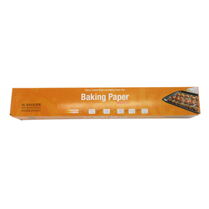 1000sqft silicone coated multi-use baking paper roll