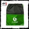 Customized non woven waterproof drawstring bags with great price