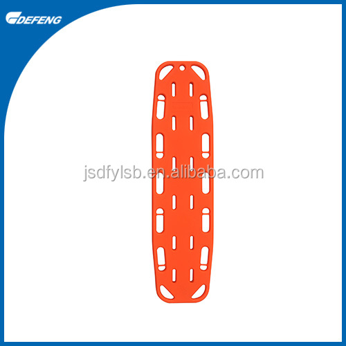 DDJ-6D Hospital PE plastic spine board