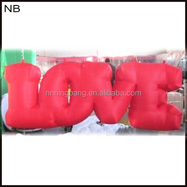 love letter giant inflatable letters love letter giant inflatable letters suppliers and manufacturers at alibabacom