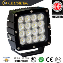 high power 12v led lights boat off road with cree led working light for atv