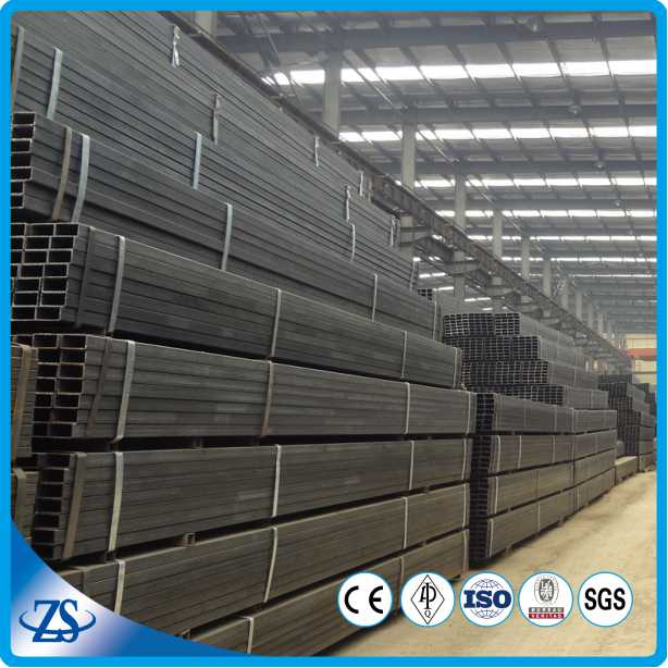40x40 SHS steel hollow section, EN10219 and ASTM A500 Gr AD