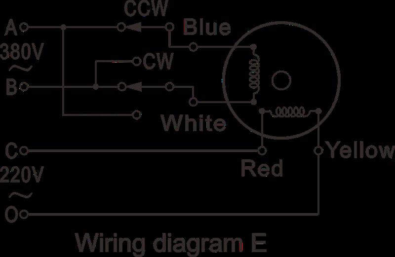 220v 150mm Permanent Magnet Synchronous Motor - Buy Permanent Magnet ...