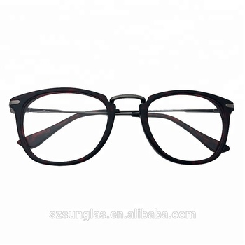 1d548ff1d9 New models unisex acetate and metal combination round new stylish optical  eyewear spectacles eyeglasses frames