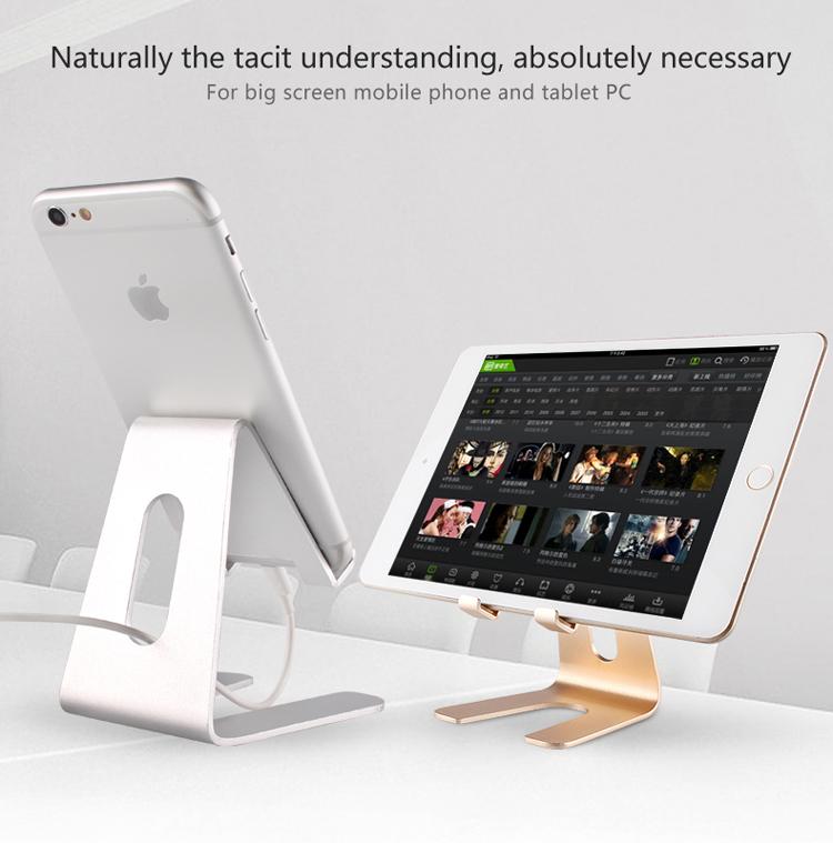 Commercio all'ingrosso 2019 nuova invenzione mobile del telefono delle cellule accessori del telefono in cina scrivania pigro supporto del basamento