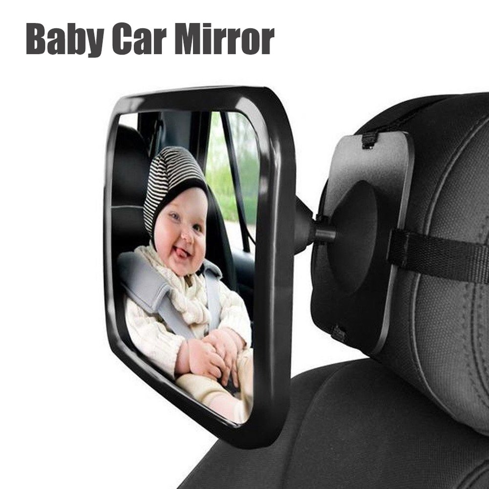 Get Quotations Baby Mirror Car Back Headrest Rear View Facing Carseat For Seat Child