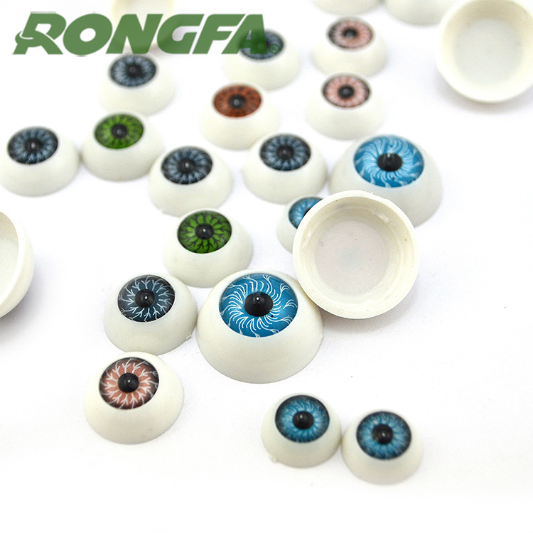 Plastic large variety of oval googly <strong>eyes</strong> use for doll