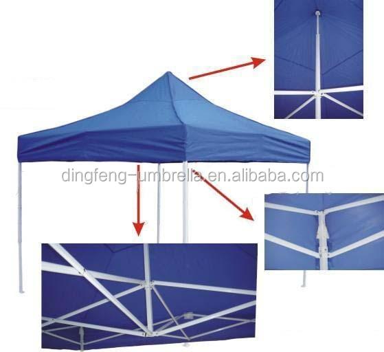Gemakkelijk te dragen opvouwbare tent militaire tent opvouwbare tent luifel gemaakt in china - Tent paraplu ...