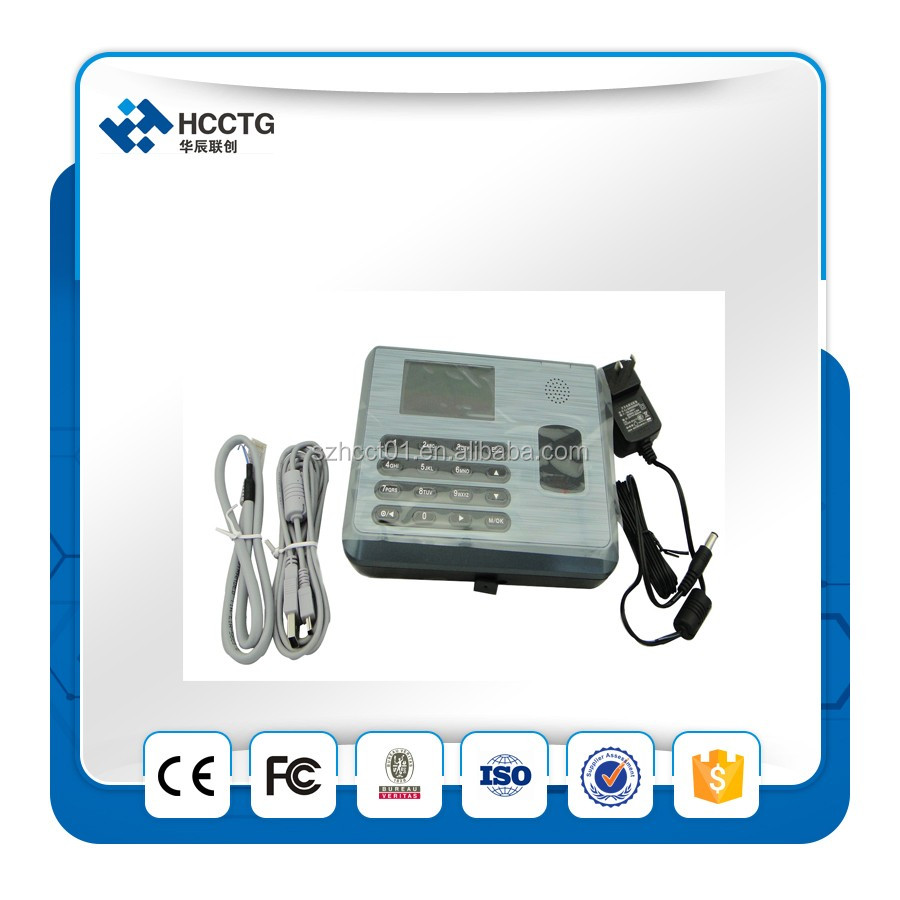 Usb Fingerprint Time Recorder Scanner And Reader Attendance TX628