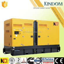 50kva Soundproof silence quiet diesel generator by weichai engine