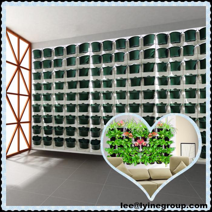 Gro handel gem se pflanzen balkon kaufen sie die besten for Pflanzen wandhalter