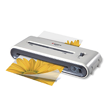 High speed intelligent 4 rollers A3size laminator laminating machine
