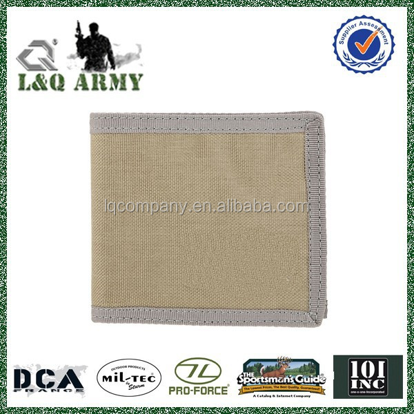 Imported top grain cow leather RFID blocking wallet