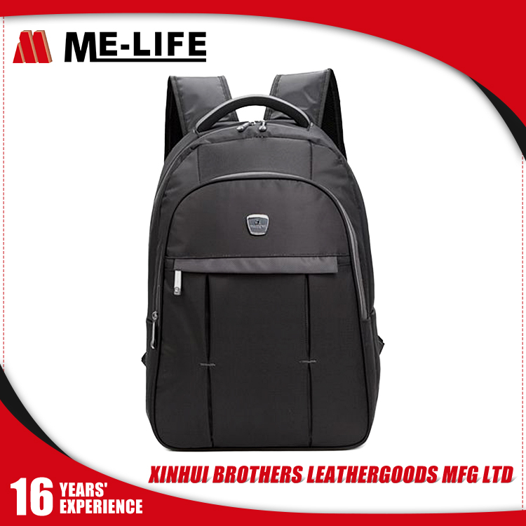 Custom Made water proof nylon outdoor Back Pack Bag with mesh pocket