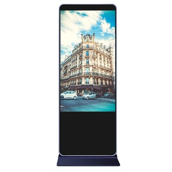 49inch standing digital signage LCD advertising kisok