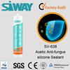 Shop Window Acetic Moisture Curing Silicone Sealant