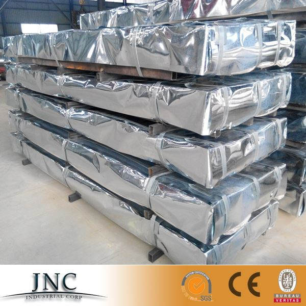 Corrugated Galvanized Steel Sheet / Zinc Galvanized Corrugated Roofing  Sheet On Alibaba Website