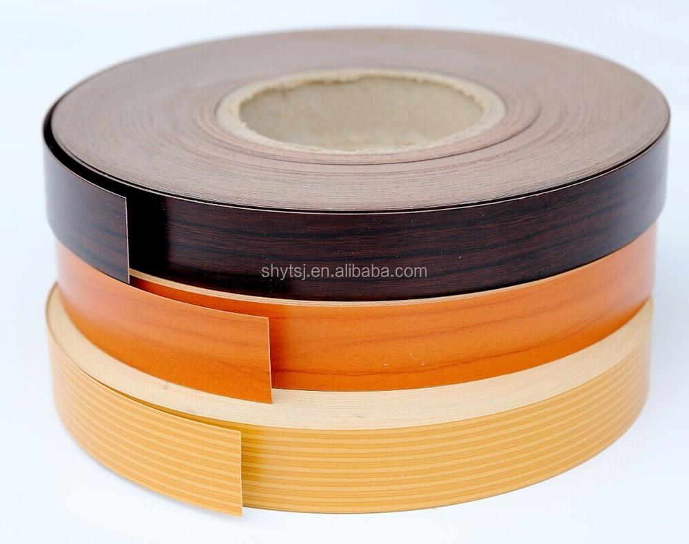 Wood Color Pvc Edge Banding For Plywood Buy Pvc Edge