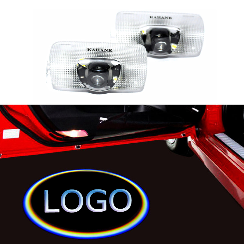 No Drill Led Car Door Welcome Laser Projector Logo Ghost Shadow Light For Font B Lexus