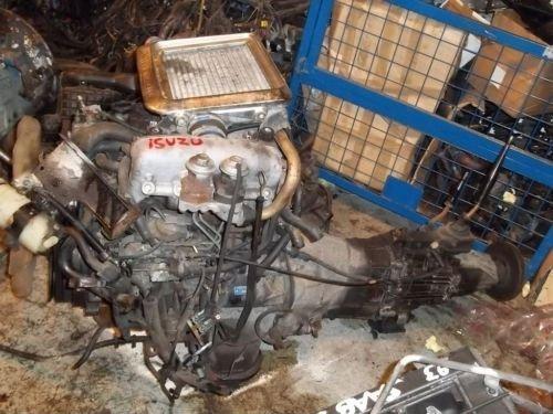 Used Isuzu Mitsubishi 4jg2 4jb1 4jx1 4m40 4d56 Engines For Export