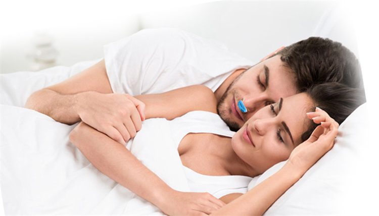 2 IN 1 anti snoring nose vents AND AIR PURIFIER