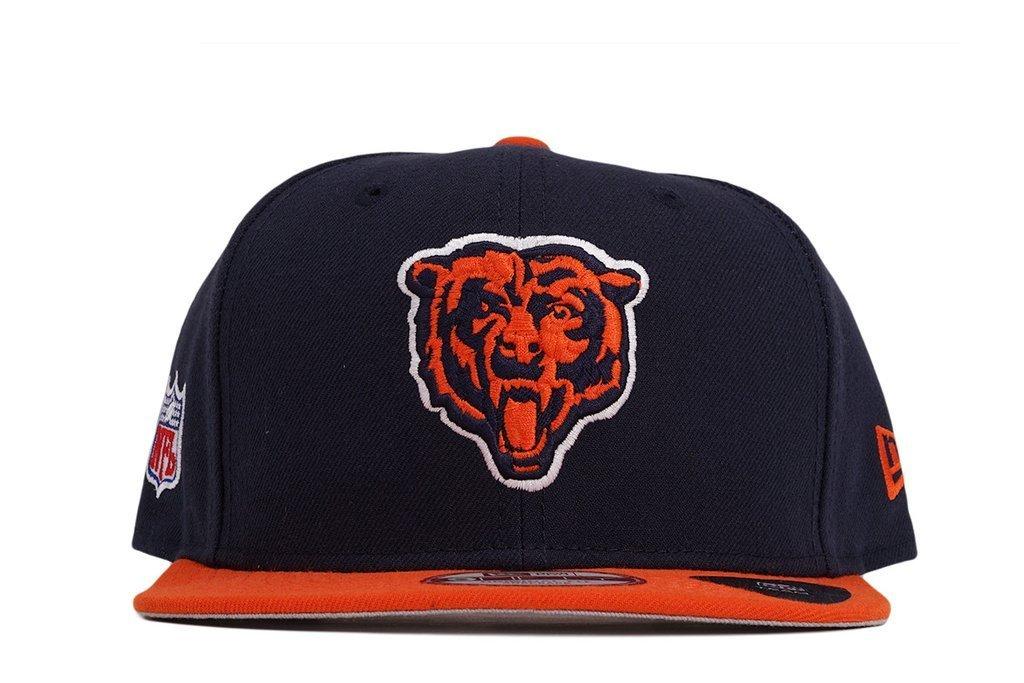 half off b5c58 b429d NewEra NFL Chicago Bears 2 Tone BAYCIK 9FIFTY SNAPBACK Cap New Era