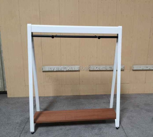 Professional Manufacturer for Retail Shop Hanging Jeans Display Rack Stand