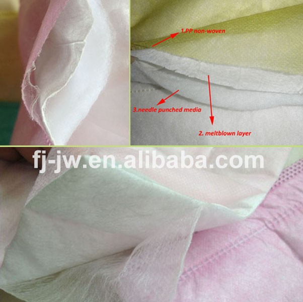 Nonwoven Fabric	Hepa Filter Roll Air Filter