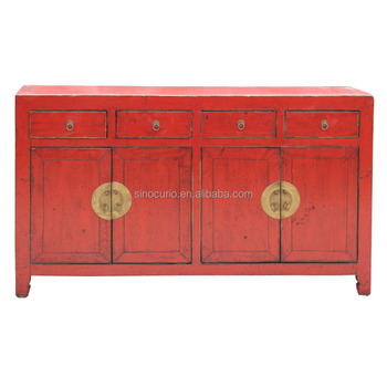 Whole Furniture China Chinese Antique Reproduction Cabinet Wooden