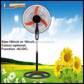 16 Inch Energy Saving Household Stand Fan Quiet Bedroom Fans Buy Electric Stand Fan Stand Fan