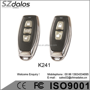 2260 IC chip 433.92mhz Fixed code pt2262 DC12V Low Power 315/433MHZ Universal RF Gate Remote Control